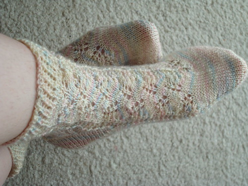 FO Bob's Party Socks 005