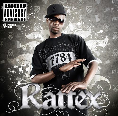 7784 Mixtape Cover - Rattex