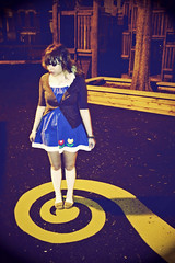 sprout2 (glenhowe4) Tags: girl dress portait cari ozpark