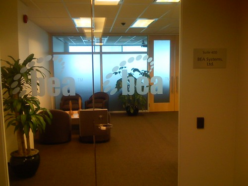 BEA's Canadian Offices