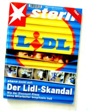 Stern: Lidl-Skandal