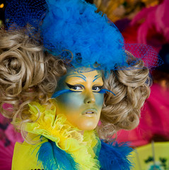 Venice Carnaval 5 (by palapa) Tags: venice makeup palapa styling colourartaward