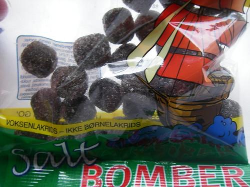 Salt Bomber