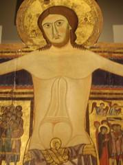 Beneït és el fruit del vostre sant ventre, Jesús