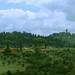 Blick auf die Toscana von dem Boboli-Garten, Florenz, IT