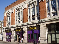 Purple Turtle, Camden Town, NW1