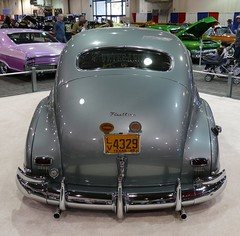 1948 Chevrolet (bballchico) Tags: 1948 chevrolet fleetline sedan lowrider rubenrodriguez anthonyrodriguez grandnationalroadstershow gnrs2017 carshow