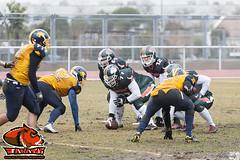 LMFA '16-17 - Jabatos 13 - Smilodons 08