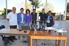 Imparte IEEPO y UTVCO exhibición de Ciencia y Tecnología a escolares de Secundaria 186 de Atzompa