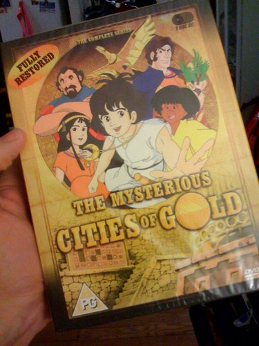 The Mysterious Cities of Gold - The Complete Series