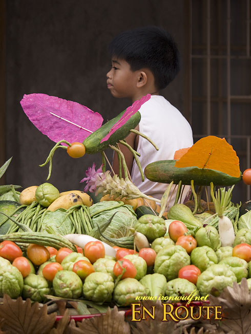 Pahiyas 2009 Vegetable Bugs