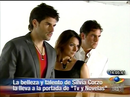 20090918 Silvia Corzo Tv y Novelas Noticias Caracol 02