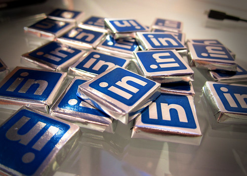 Linkedin Chocolates by nan palmero, on Flickr