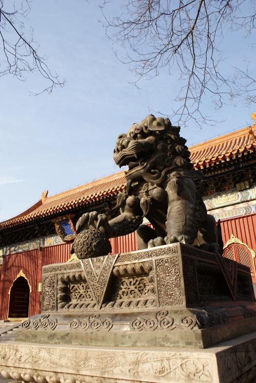 北京雍和宮