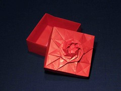 SunBox-2 (soma0213) Tags: origami box chrispalmer flowertower