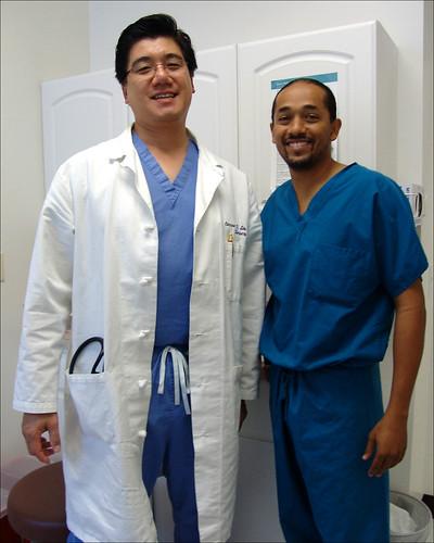 Dr Liu and Gedi