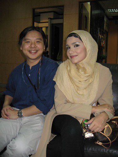 Me and Wardina