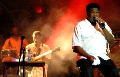 bana - cantor cabo-verdiano