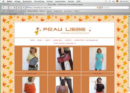 Autumn at frauliebe.de