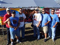 BBQ Team  @  Kyle Fair and Music Festival