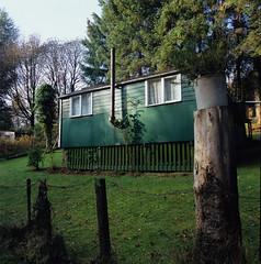 feels like home.jpg (michael prince) Tags: scotland hasselblad hut carbeth
