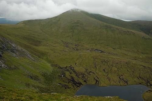 Ben Klibreck and Loch an Fhuarain