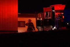 Jones Elementary Fire