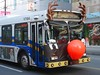 Rudolph (mag3737) Tags: christmas red bus vancouver reindeer nose decoration antlers rudolph translink rednosed flickrexplore 7184 flickrexplore100