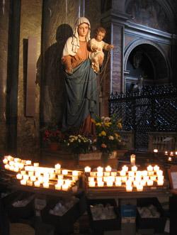 Religious site ediquette