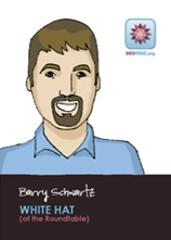 Barry Schwartz: SEOmoz Card