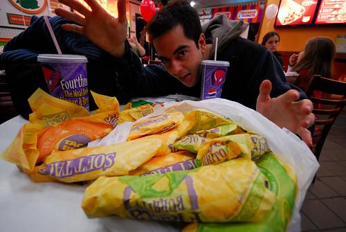 Taco bell opelousas