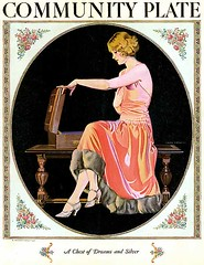 Community Plate Ad, 1924