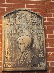 Washington Irving Lived Here by ShellyS, on Flickr
