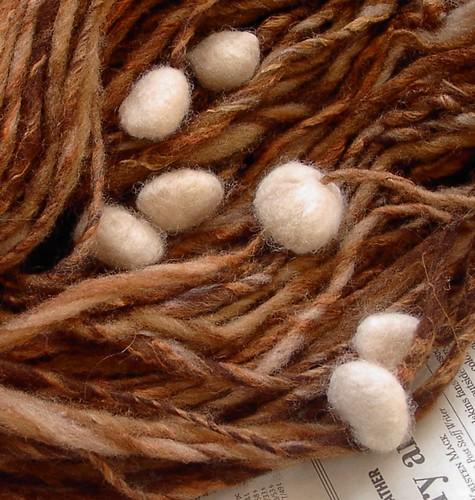 cocoa yarn