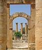 Els propileus romans, Santuari d'Apol·lo, Cirene