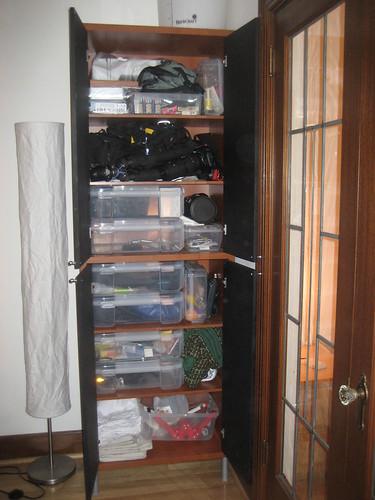 Cabinet Insides