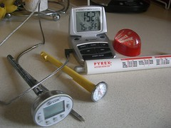 My thermometers.