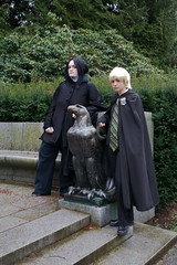 Slytherin (dejahthoris) Tags: cosplay harrypotter canon2470mmf28l