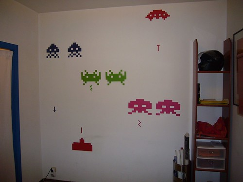 Space Invaders @ home