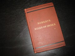 Robert's Rules of Order, 1901