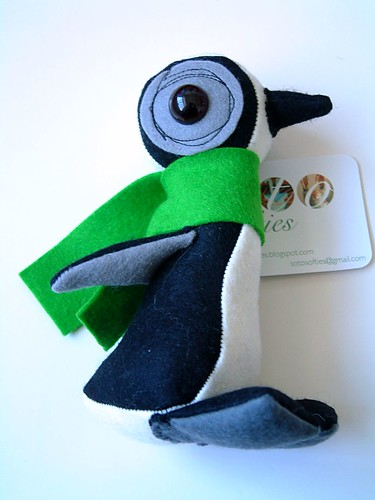 Pedro the Penguin