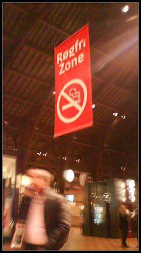 rogfri zone