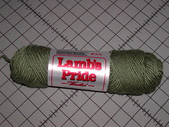 Lamb's Pride Worsted - Old Sage
