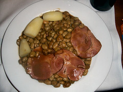 Pork with Broad Beans