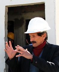 Profesor de construcción de Assabil