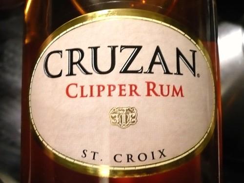 Cruzan 120 Clipper Rum
