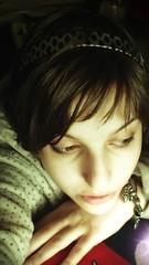 la cacciatrice di sogni (essenz_a) Tags: light portrait selfportrait girl self fairy ritratto dreamcatcher essenza essenzalimiti