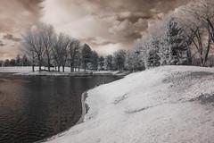 Liberty Park (Dr Claw's keeper) Tags: park ir liberty ut saltlakecity infrared slc libertypark d70i