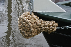 Knotty by JEHill (The Big Picture 2008) Tags: boat canal birmingham knot bigpicture2008