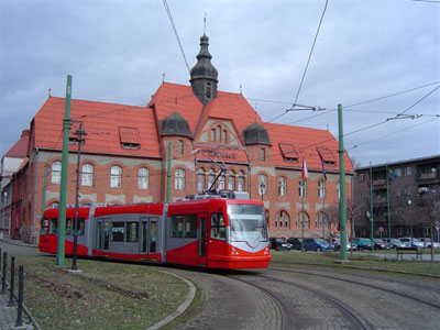 DC Streetcar in the Czech Republic